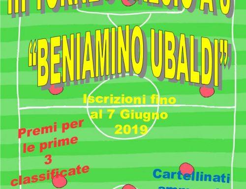 III TORNEO ESTIVO DI CALCIO A 8 targato CSI